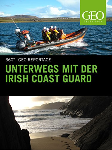 Unterwegs mit der Irish Coast Guard -