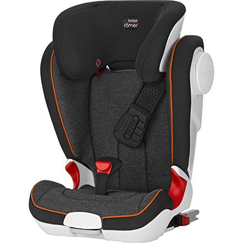 Preisvergleich Produktbild Britax-Römer 2000022056 Kidfix II XP Sict Auto-Kindersitz, Schwarz