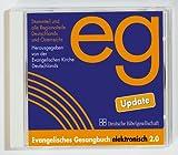 Update zum Evangelischen Gesangbuch elektronisch. CD-ROM für Windows 95, 98, NT, ME, 2000, XP: Stammteil und alle Regionalteile Deutschlands und Österreichs