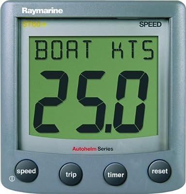 Raymarine st60+ speed display gris