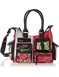 Desigual LONDON/FLOREADA CARRY 50X51B63001U Damen Umhängetaschen 32x25x11 cm (B x H x T)