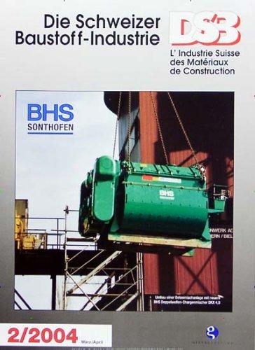DSB - Die Schweizer Baustoff-Industrie [Jahresabo]