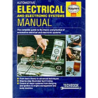 Automotive Electrical and Electronic Systems (Haynes Techbooks)