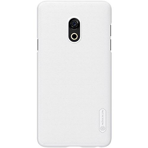 Meizu M15 Hülle Festigkeit und Flexibilität Zurück Cover Style Smartphone Hülle für Meizu M15 (Weiß)
