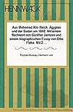 Aus Mehemed Alis Reich. Ägypten und der Sudan um 1840