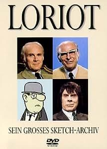 Loriot - Sein großes Sketch-Archiv [4 DVDs]