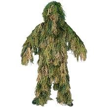 Ghillie Suit Anti-Fire 4 Teilig - Ghillie Suits Suit