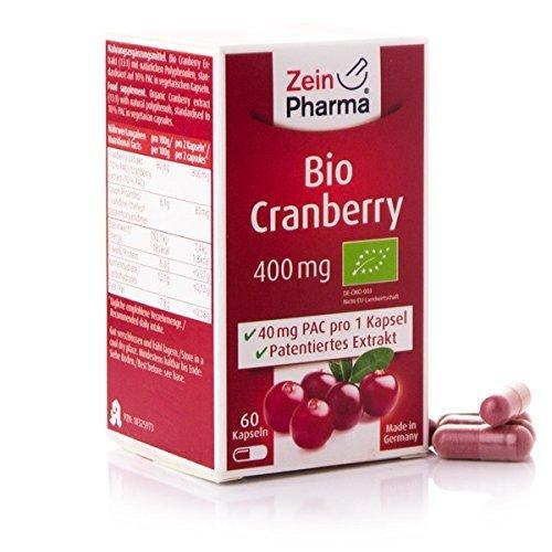 ZeinPharma Bio Canneberge60 capsules