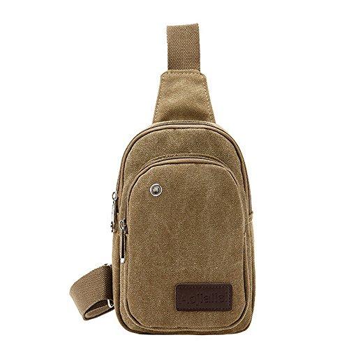 Imagen de spaher  de hombro bolsas de hombro bolso pecho bolso bandolera bolsa pecho bolso deportivo bolsa sling crossbody messenger bag