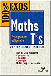 100% Exos : Maths, terminale S, tome 1 - Enseignement obligatoire