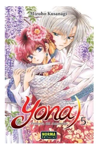 Yona, Princesa del Amanecer 05