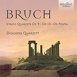 Bruch: String Quartets Op.9 Op.10 & Op. Posth