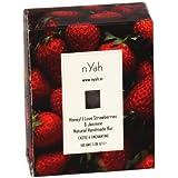 Nyah Honey! I Love Strawberries & Jasmine Handmade Bar 100 Gms