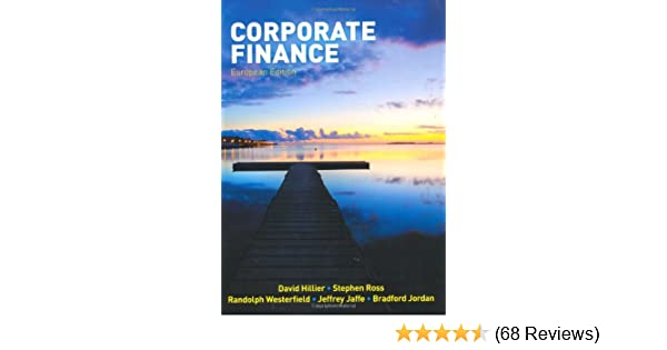 Corporate finance amazon david hillier stephen a ross corporate finance amazon david hillier stephen a ross randolph w westerfield jeffrey jaffe bradford d jordan 9780077121150 books fandeluxe Images
