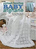 Contest Favorites Baby Afghans: 19 Best Designs from the Crochet with Heart Baby Afghan Contest