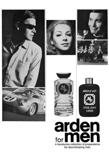 Arden für Männer 1965-Kunstdruck