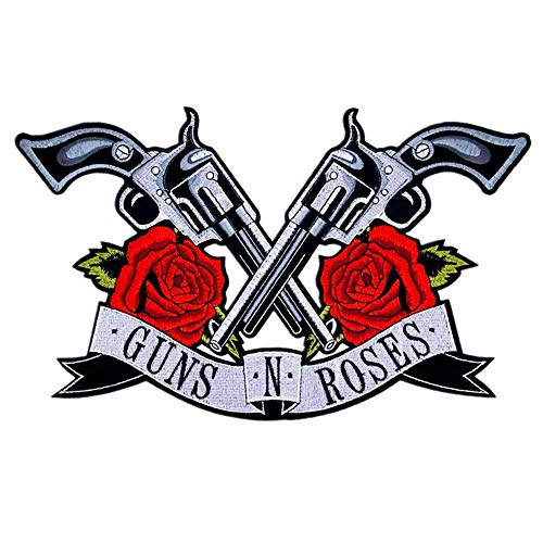 Juego de parches divertidos Guns N' Roses