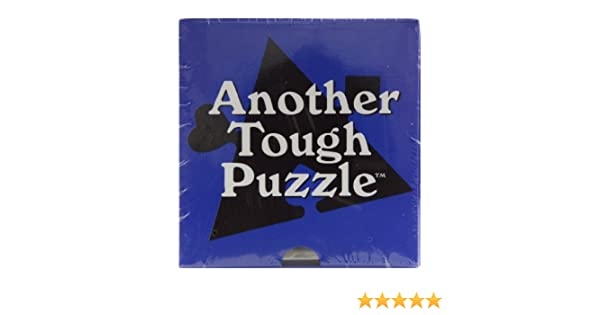 Another Tough Puzzle: Amazon.co.uk