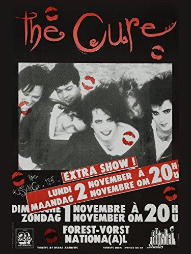 The Cure Foto forza di Promo posters 40x 30cm