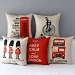 Printed cushion cover and with filler is made by brocade and dupioni silk cushion cover fabrics. It's gives attractive look of other cushion. This is available in 5 pcs combo set. Easy to use and maintain. Brocade is a class of richly decorative shut...