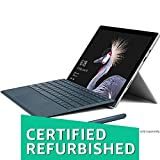 (Renewed) Microsoft Surface Pro KJR-00015 (Core-i5 7th Gen/8GB/128GB/Windows 10 Pro/Integrated Graphics), Silver