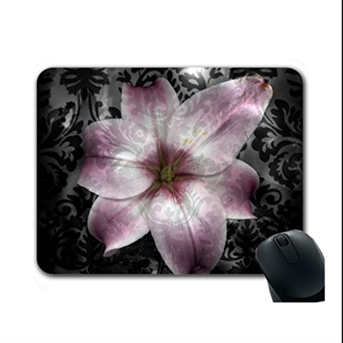 lily-anne-damask-custom-photo-mouse-pads-1287-in-bloom-ergonomic-mousepad