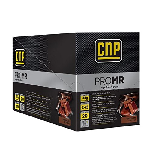 Powder Pack (CNP Professional Pro-MR Chocolate Powder Sachets Pack of 20 by CNP)