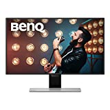 BenQ EW2770QZ - Monitor de 27' (2K QHD, IPS, Bisel Ultra Fino, Brillo Inteligente Plus, Low Blue Light, Flicker-Free, Entrada HDMI & DP, Montaje en Pared, Altavoces incorporados)