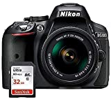 Nikon D5300 - Fotocamera Reflex Digitale + Obiettivo AF-P DX...