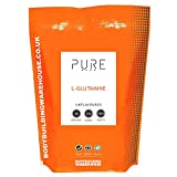 Bodybuilding Warehouse Rein L-Glutamin Pulver - 250g