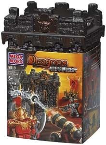 Mega Bloks Dragons Metal Ages Ferroch Last Stand - Jeux de construction - 9819