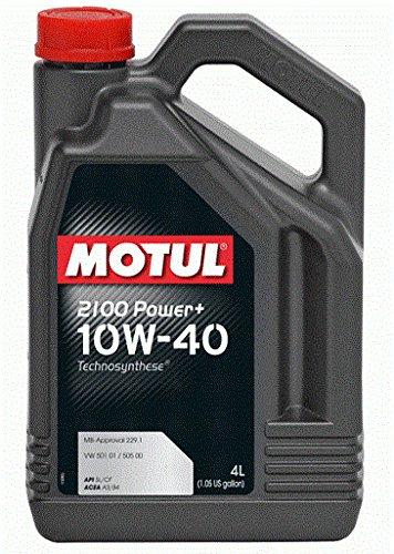 MOTUL 2100 POWER+ 10W40 OLIO DA 4 LT.