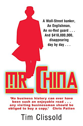 Mr. China por Tim Clissold