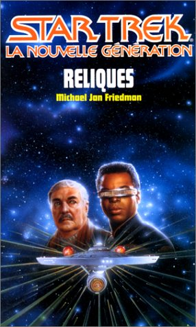 Reliques par Michael-Jan Friedman