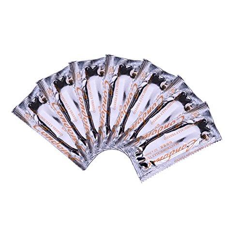 JAGETRADE 10 preservativos sexy a granel