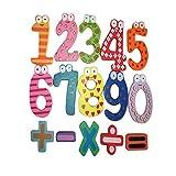 Clode Numérique en Bois Numéros Math Set Digital bébé Jouet éducatif