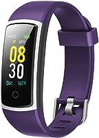 YAMAY Smartwatch Orologio Fitness Tracker Pressione Sanguigna Uomo Donna Cardiofrequenzimetro da Polso IP68 Smart Watch...