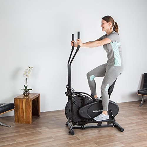 Ultrasport Basic X-Trainer 250 Crosstrainer - 7