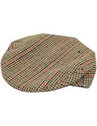 Tweed Flat Cap for all ages.