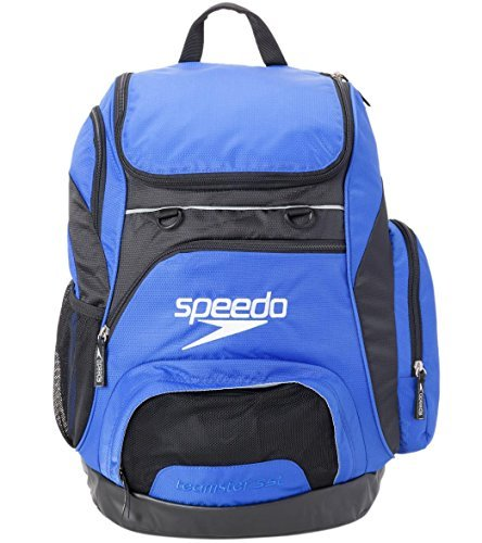Speedo Teamster Mochila, Unisex Adulto, Azul (Royal Blue), 35 l