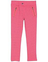 Nautica Girls' Printed Mini Dot Knit Pant
