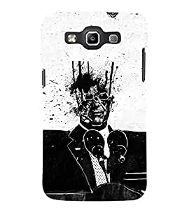 Fuson Designer Back Case Cover for Samsung Galaxy Win I8550 :: Samsung Galaxy Grand Quattro :: Samsung Galaxy Win Duos I8552 (Public Speaker Famous Personality Audience meeting Black ANd White)