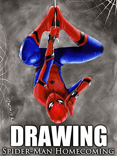Image of Clip: Drawing Spider-Man Homecoming