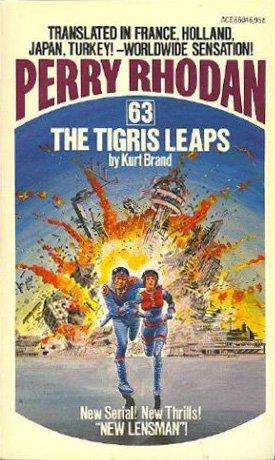 The Tigris Leaps (Perry Rhodan #63)
