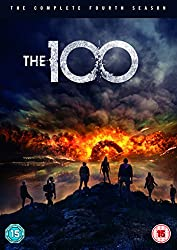 The 100 - Season 4 [DVD] [2017]