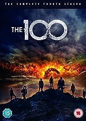 The 100 - Season 4 [DVD] [2017]