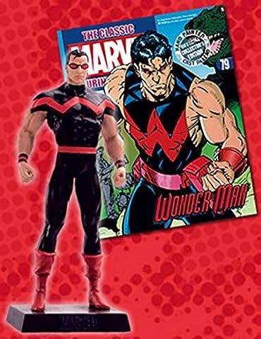Marvel Figurine Collection #79 Wonder Man (Die X-men Kostüme)