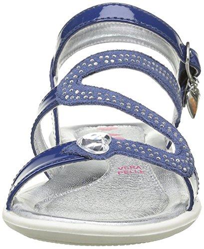 ASSO 40630, Sandales fille Bleu (Ming)