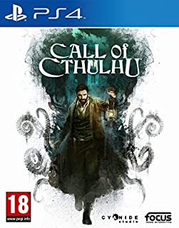 Call Of Cthulhu - Playstation 4 (B07DRYHSWN) | Amazon price tracker / tracking, Amazon price history charts, Amazon price watches, Amazon price drop alerts