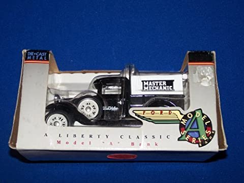 Master Mechanic True Value Ford Model A Pickup Die Cast